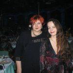 Евгения Аристова (экс- РОКС-Москва) и Александра Ромашова (РОКС-СПб.)