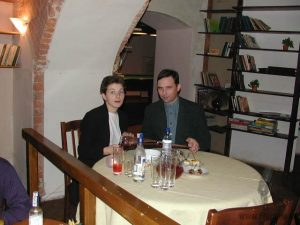 Татьяна и Игорь Гузей (сайт Клуб Радио)