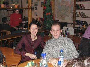 Наталья Клименок и Андрей Куренков (Ультра Продакшн)