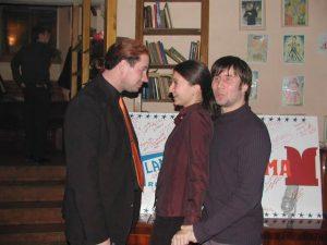 Геннадий Бачинский, Наталья Клименок, Антон Марущак (Радио Максимум)