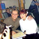 Константин Михайлов и Ольга Максимова (Наше Радио)