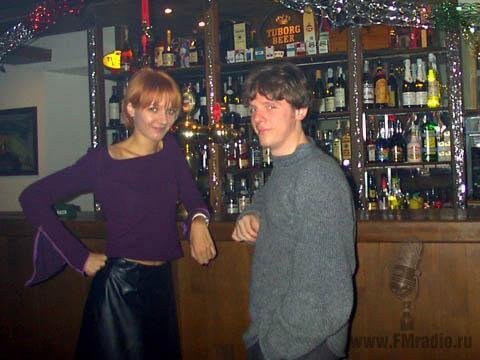 Анастасия Устенко и Роман Дворцов