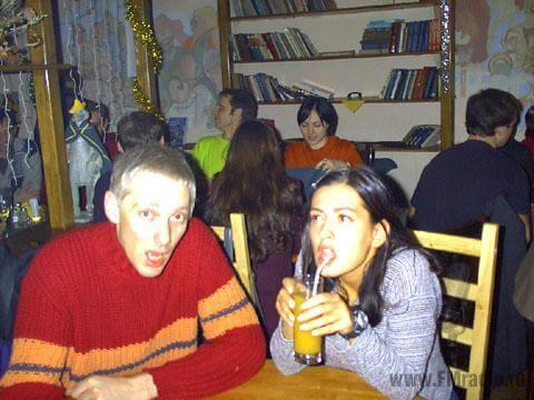 Сергей Савин и Тайсон (Серебряный Дождь)