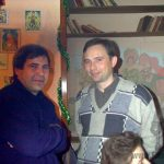 Андрей Бубукин и Игорь Гузей