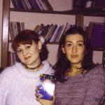 Ольга Максимова и Тайсон (Серебряный Дождь)