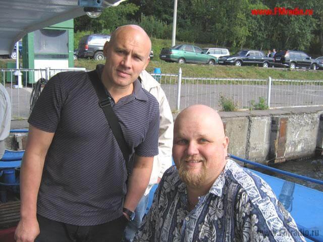 Владимир Бажин и Дмитрий Широков