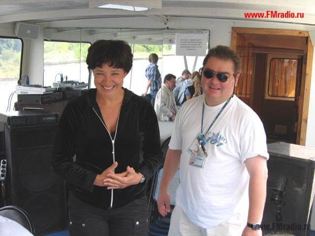 Инна Виноградова и Сергей Зайцев