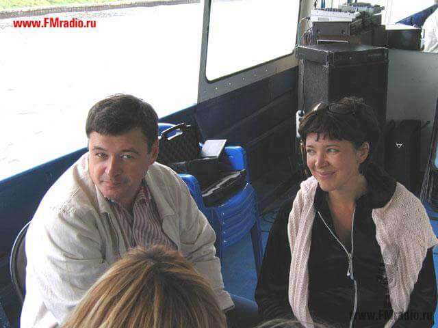 Юрий Костин и Инна Виноградова