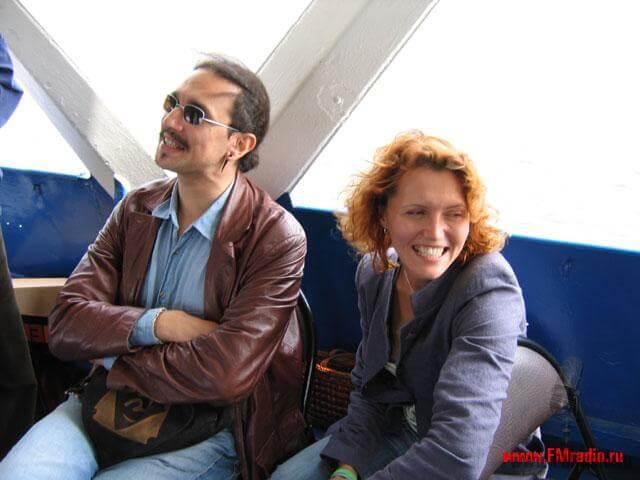 Валерий Марьянов и Олеся Трифонова